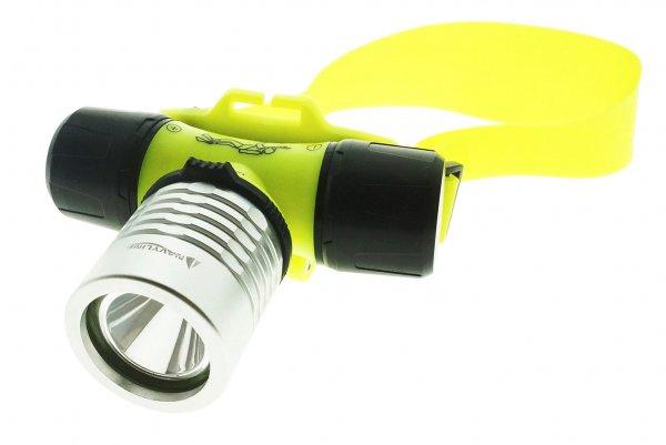 LED Kopfleuchte, wasserdicht