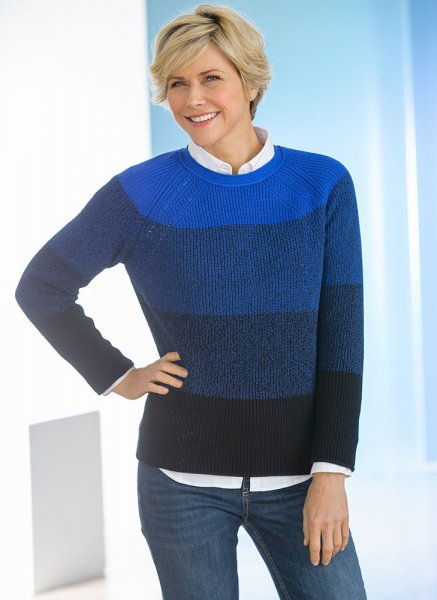 Betty Barclay Streifenpullover