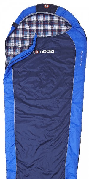 Compass Schlafsack Big Volume, extrabreit
