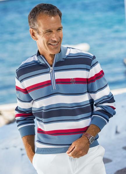 Daniel Hechter Streifen-Sweater