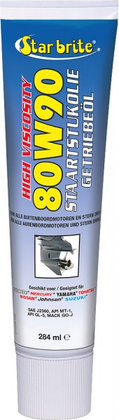 Starbrite® 80W90 High-Viscosity Gear Lube