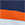 marine/oranje