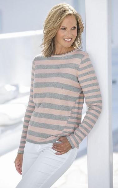 Betty Barclay Streifen-Pullover