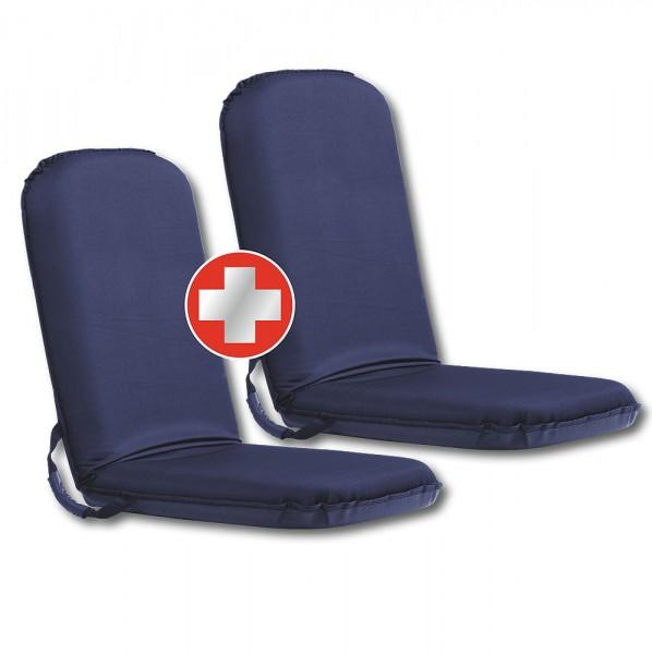 Zestaw 2 siedzisk Flexi Seat – Compass