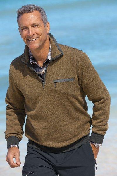 Navigazione Sweater wash+go
