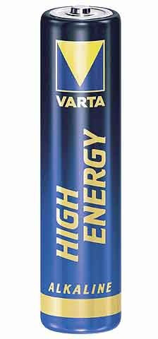 VARTA -Batterien High Energy