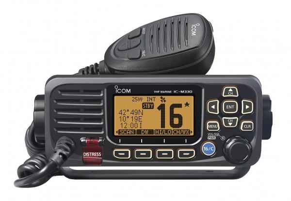 Icom ICM 330GE marine radio
