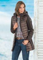 Damen Hybrid-Mantel