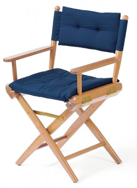 Krzesło z drewna teakowego Premium