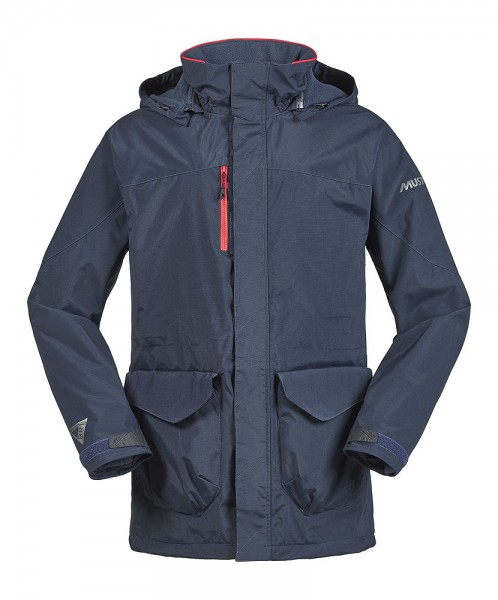 Musto Men's Corsica Long Jacket