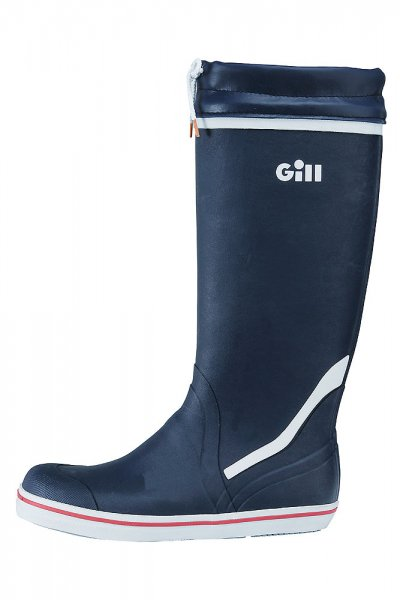 Gill rubber boots TALL YACHTING BOOTS