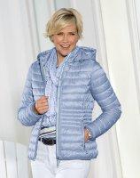 Betty Barclay Leichtstepp-Jacke bleu D: 38