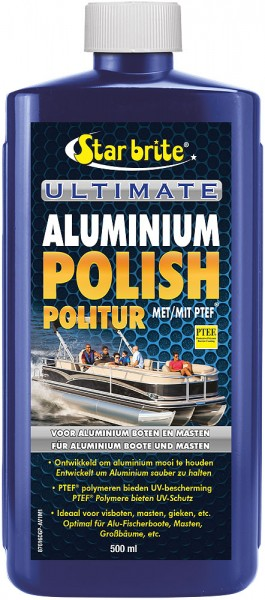 Star brite� Ultimate Aluminium Polish with PTEF�