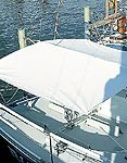 Sunsail with or without Support Rods