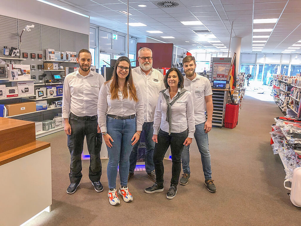 Shop-Crew Hamburg
