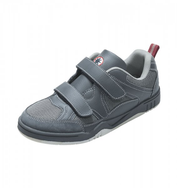 Compass Deck shoe with velcro