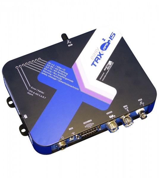 easyTRX2-IS-IGPS (AIS Sender/ Empfänger/ integriertem Splitter/ integrierter GPS Antenne)