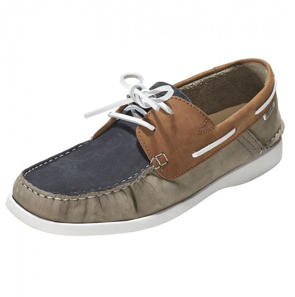 TBS suede moccasin