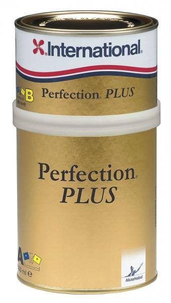 Lakier bezbarwny International Perfection Plus