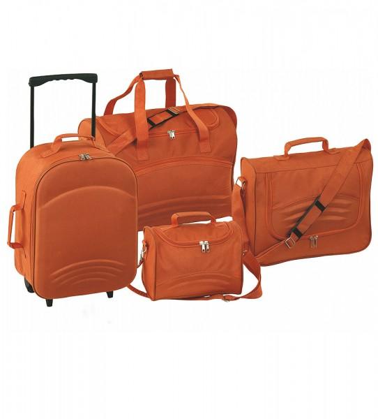 Reisetaschen-Set, 4tlg. – Dieser Artikel kann nur ab einem Einkaufswert von € 120,- bestellt werden!