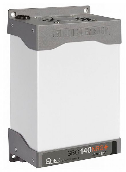 Quick Ladegerät Mini/Med/Low 12-40A / 2-3 Ausgänge