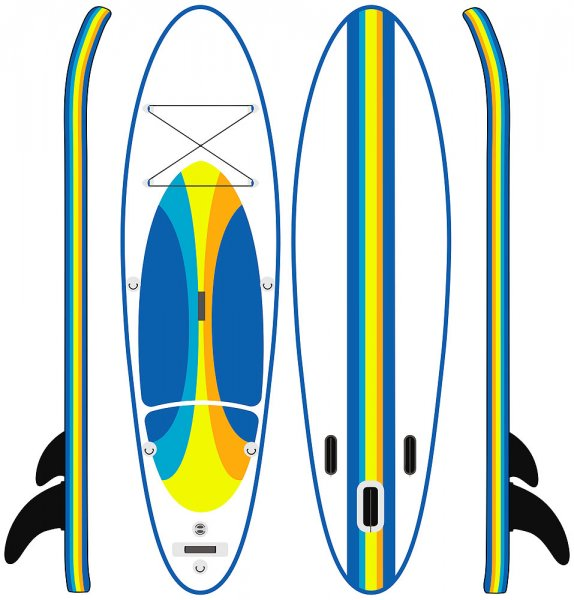 Compass SUP Stand Up Paddling Board