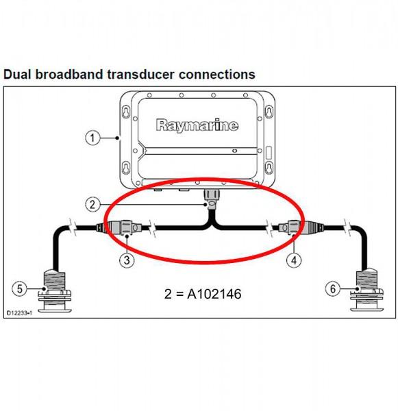 CP450C Y-Kabel