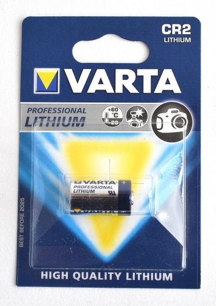 VARTA� Professional Lithium CR2