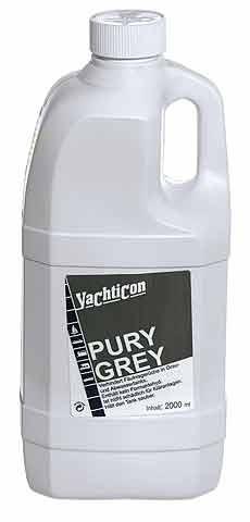 Płyn do czyszczenia zbiorników wody Pury Grey