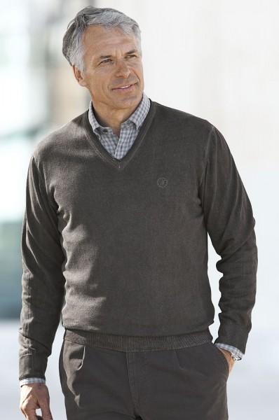 Carlo Colucci V-Pullover