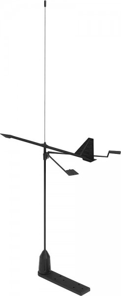 Shakespeare VHF INOX Antenne Hawk
