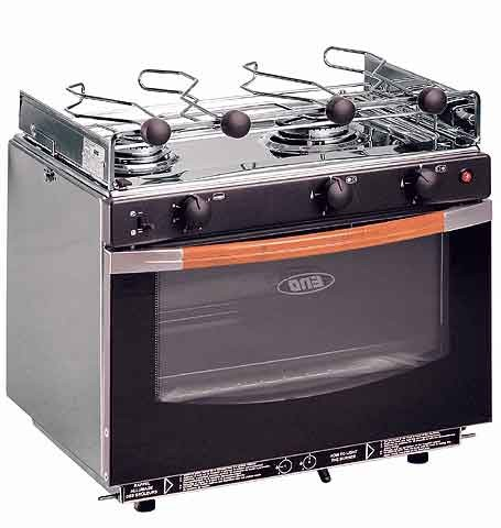 Eno 'Le Gascogne' Gas Oven