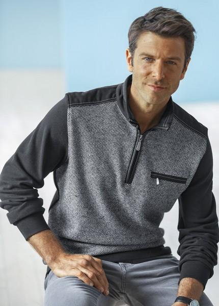 Zipp-Sweater