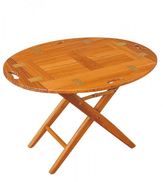 ARC Butler-Tisch aus Teak