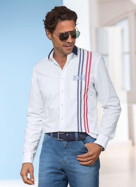 Olymp Freizeithemd