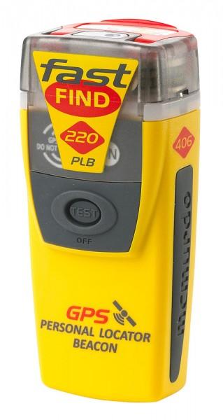 McMurdo Fast Find 220 GPS PLB
