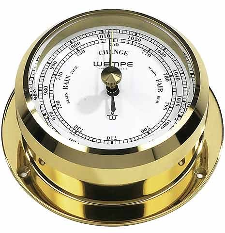 Wempe Pirate Barometer