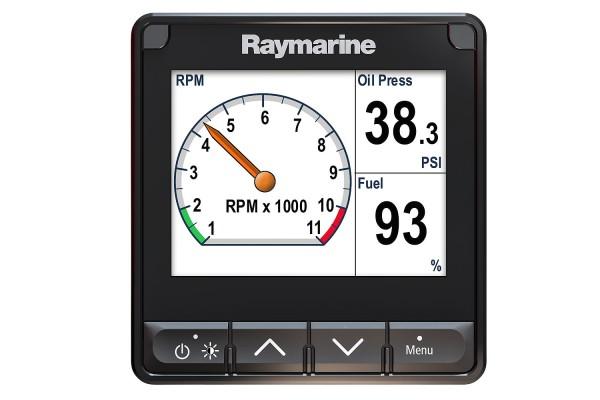 Raymarine i70s Tridata