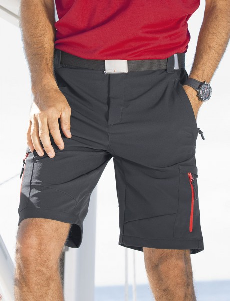 Compass Performance Herren-Softshell-Bermudas