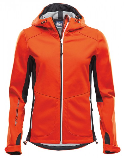 Marinepool Damen Softshell-Jacke Seaford