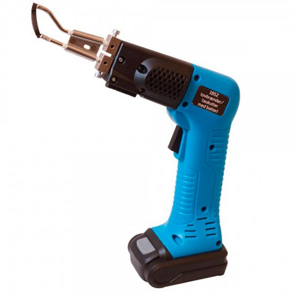 Cordless cordage torch Hot cutter Battery operated