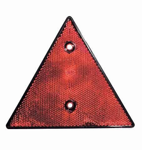 Dreieck-Rückstrahler