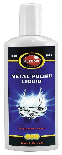 Metal Polish Liquid 250ml