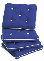 Kapok Sitzpolster  , 4 kaufen + 1 gratis