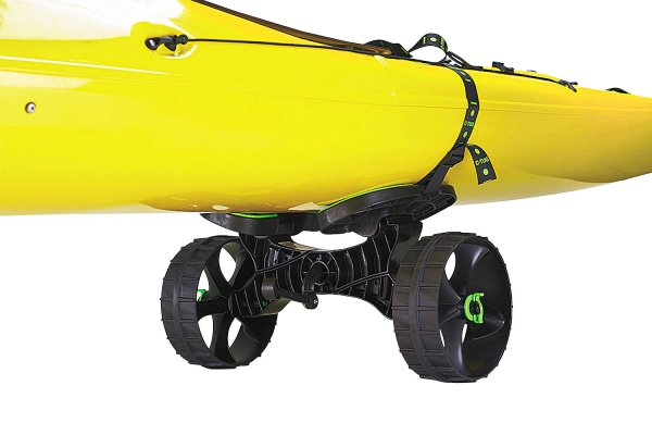 Rubber dinghy/SUP trolley