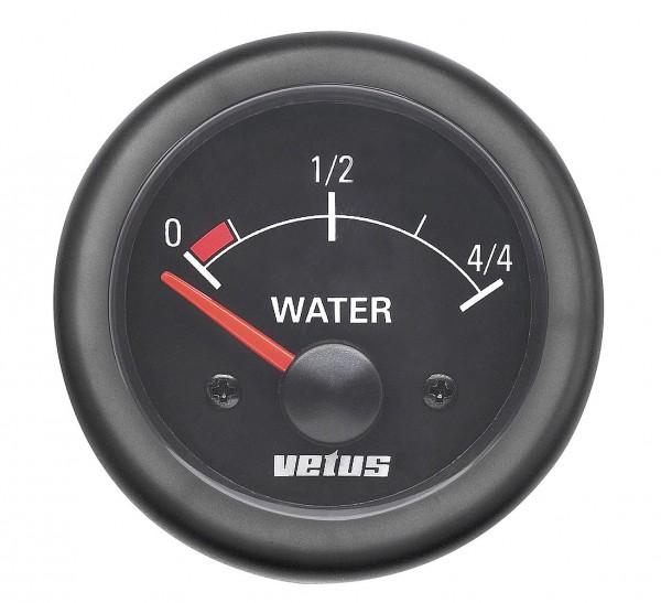 Vetus Water Anzeige