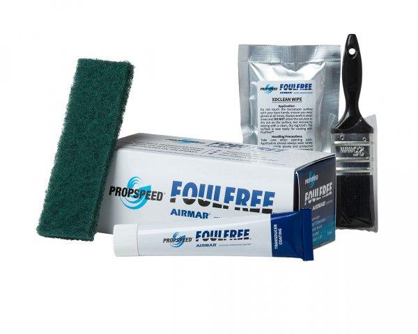 Foulfree coating for Underwater Transducers