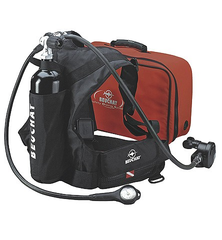Emergency Diving Kit with Tank
