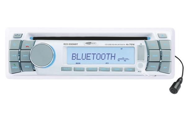 Radio morskie Bluetooth / CD