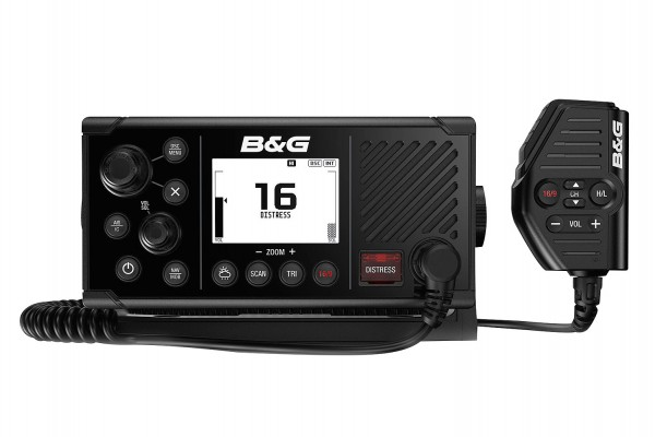 B&G Funkgerät V60 mit GPS für den Festeinbau